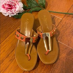 A. Giannetti sandals